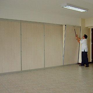 Portable Walls A Non Progressive Panel System
